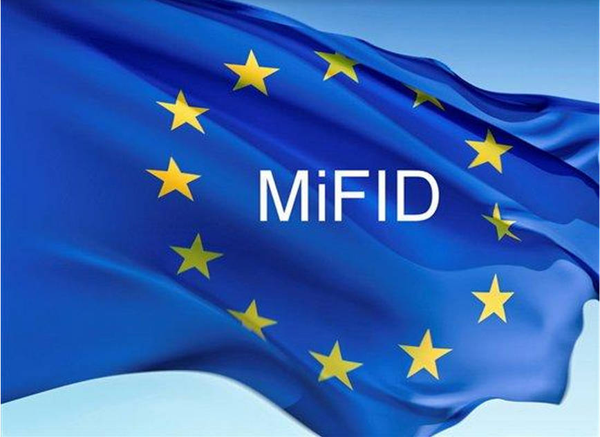 MiFID is the law which regulates financial markets in the EU