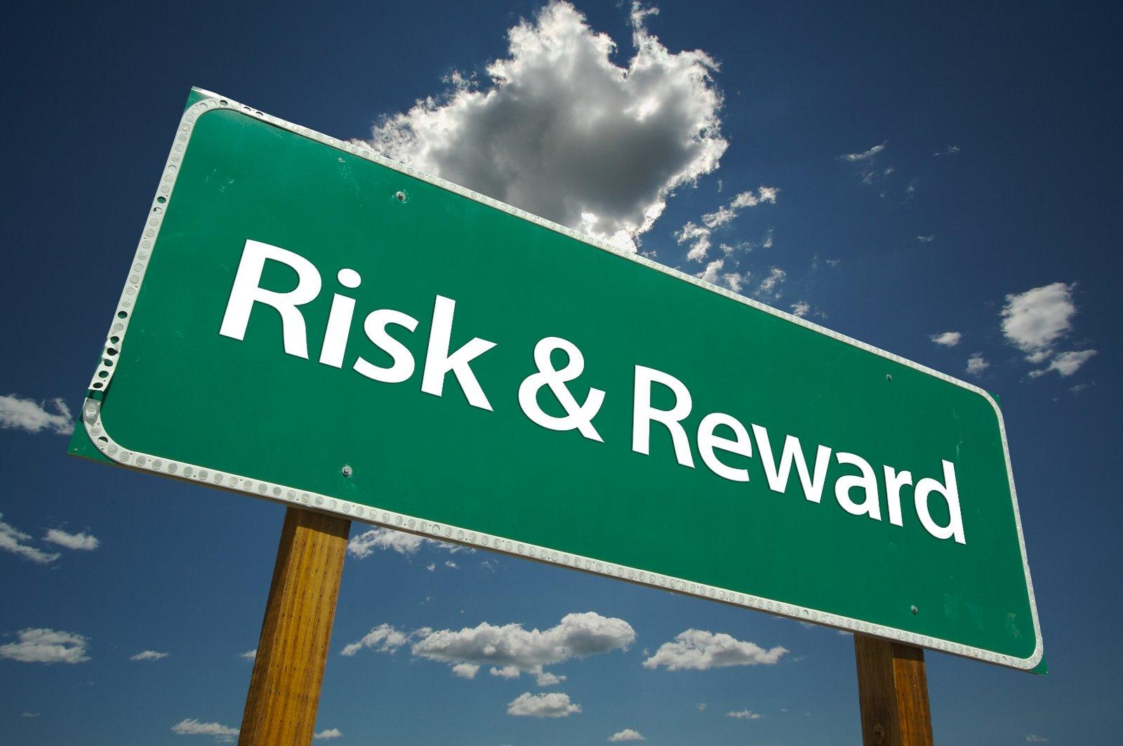 The distribution of risk minimizes loss and increases the rewards